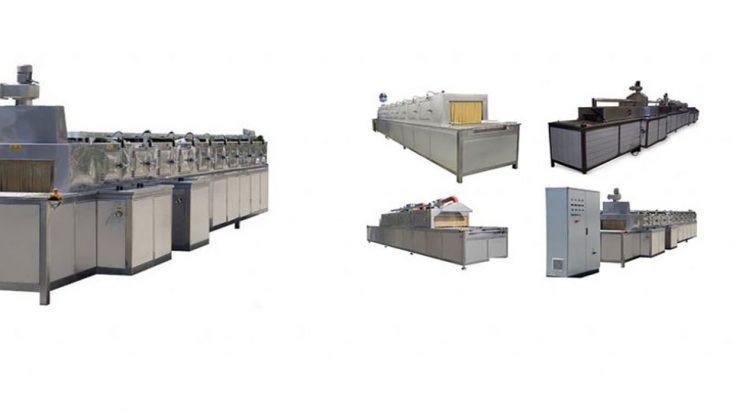 Endüstriyel Yıkama Makinaları